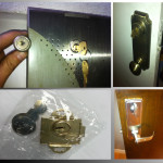 mailbox lock and rem cylinders